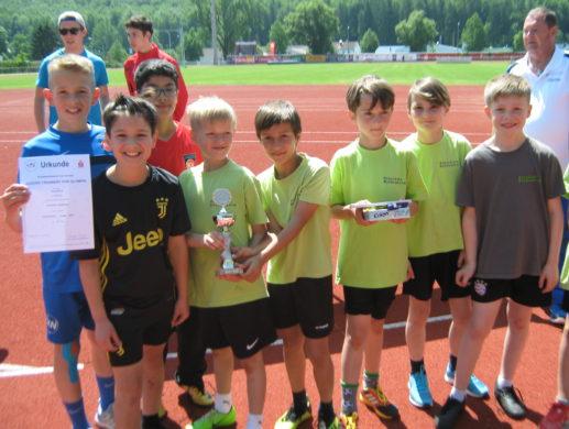 Erfolgreiche Teilnahme der Ostschule bei Jugend trainiert für Olympia