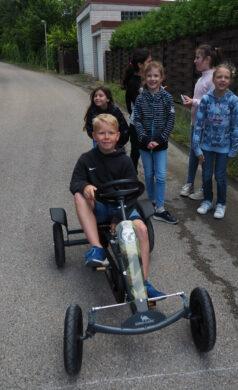 Kettcars für die Ostschule
