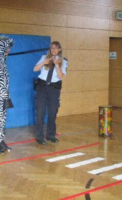 Das Zebra und seine Streifen